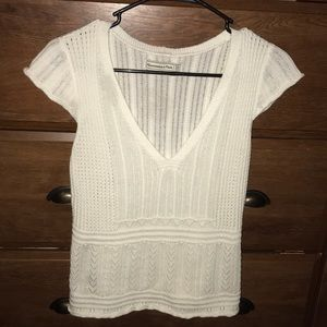ABERCROMBIE & FITCH KNIT TOP✨